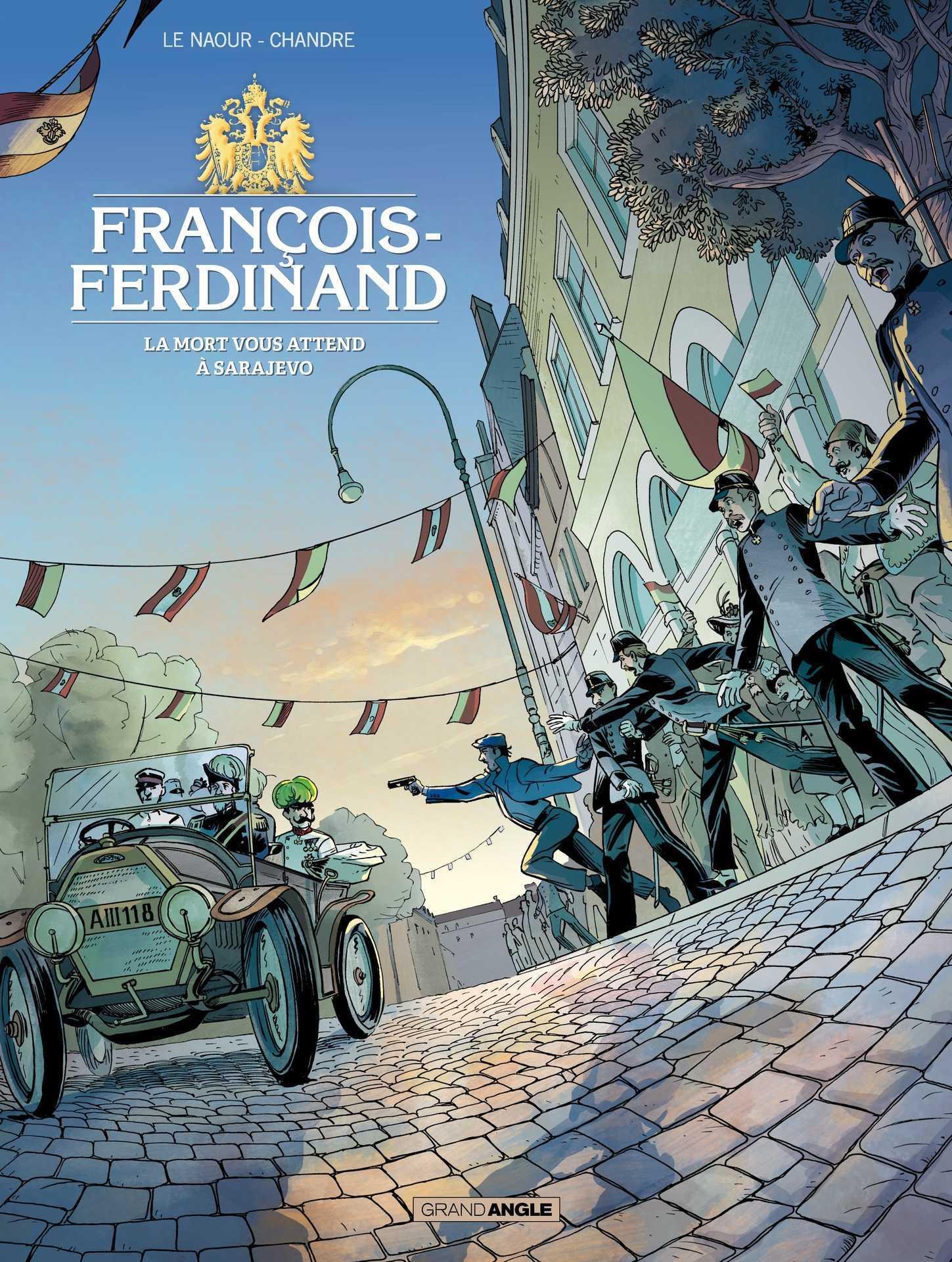 François-Ferdinand et Gavrilo Princip, deux destins à jamais liés