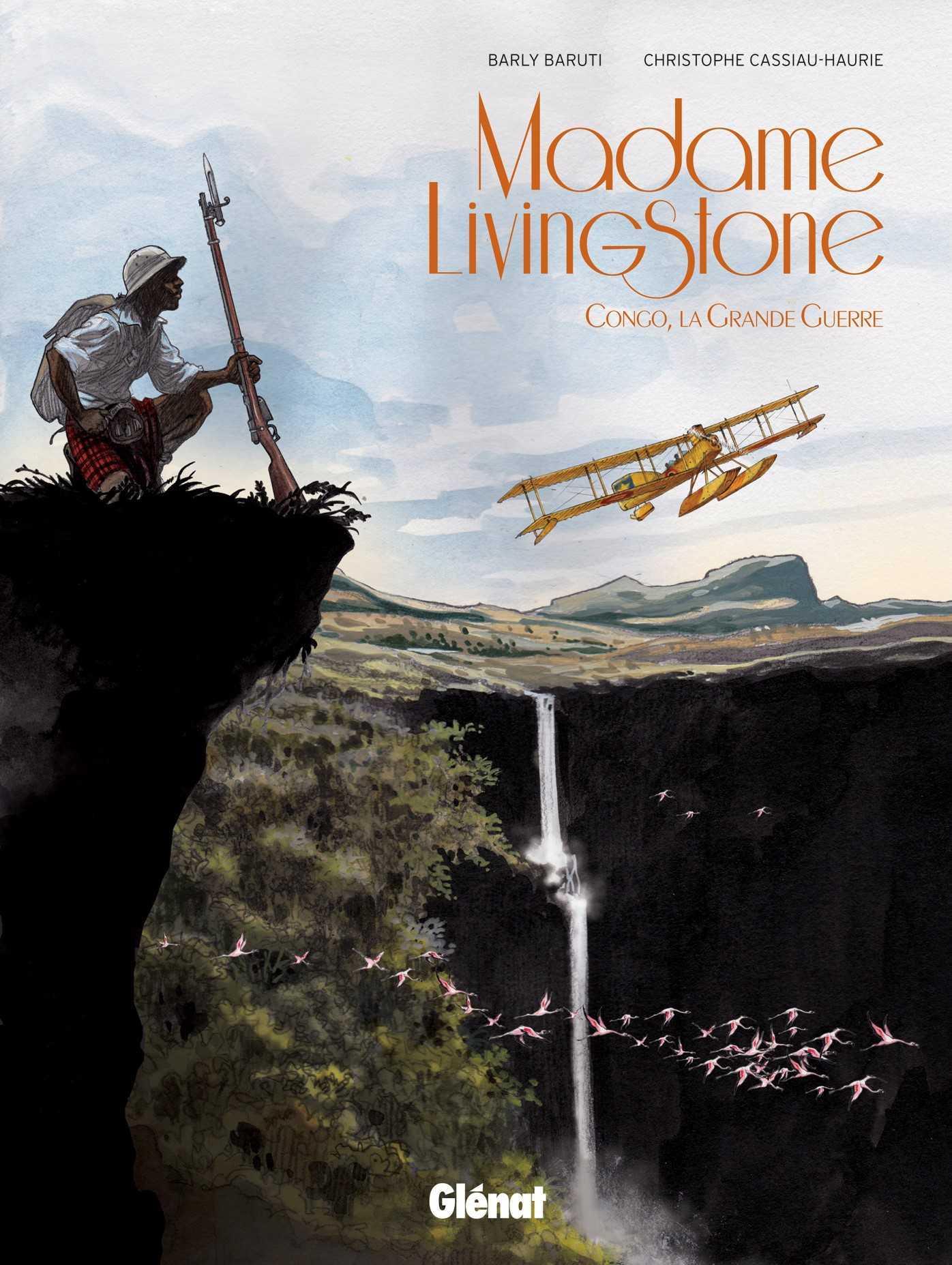 Madame Livingstone, guerre et amitié au Congo belge