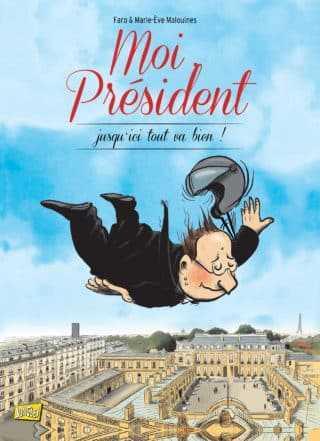 Moi, Président, on coule !