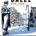 Olivier Balez à la Galerie Glénat à Paris le 11 juin