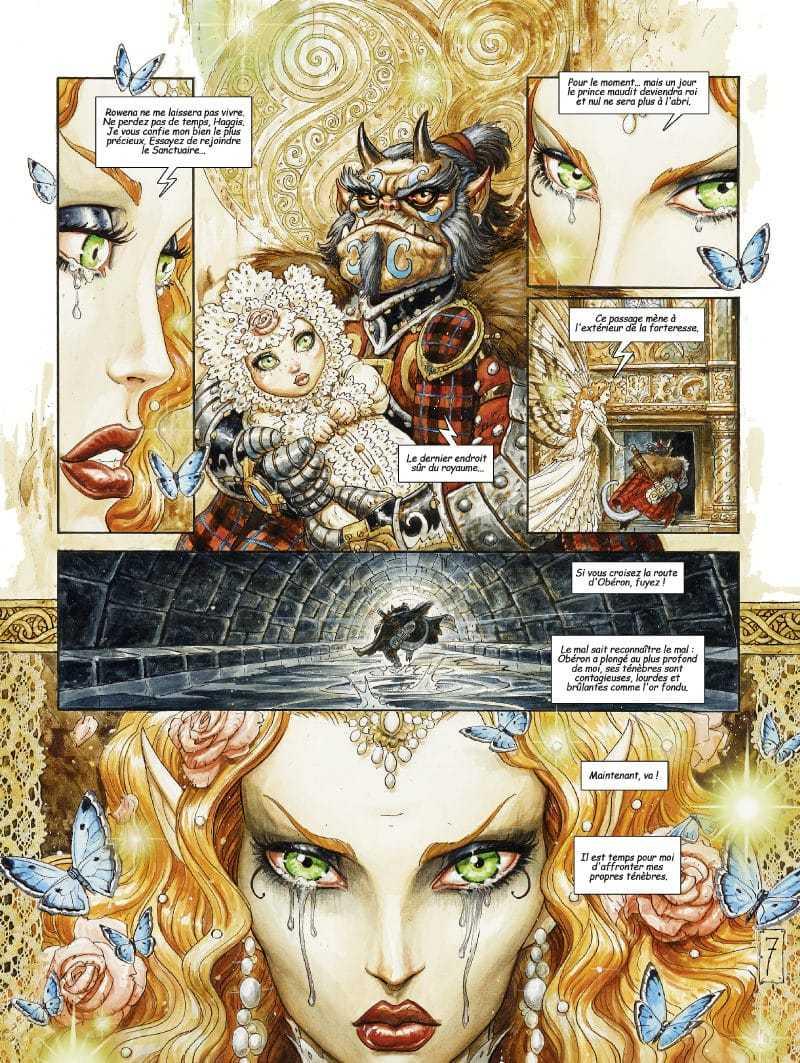 Wika et la fureur d'Obéron