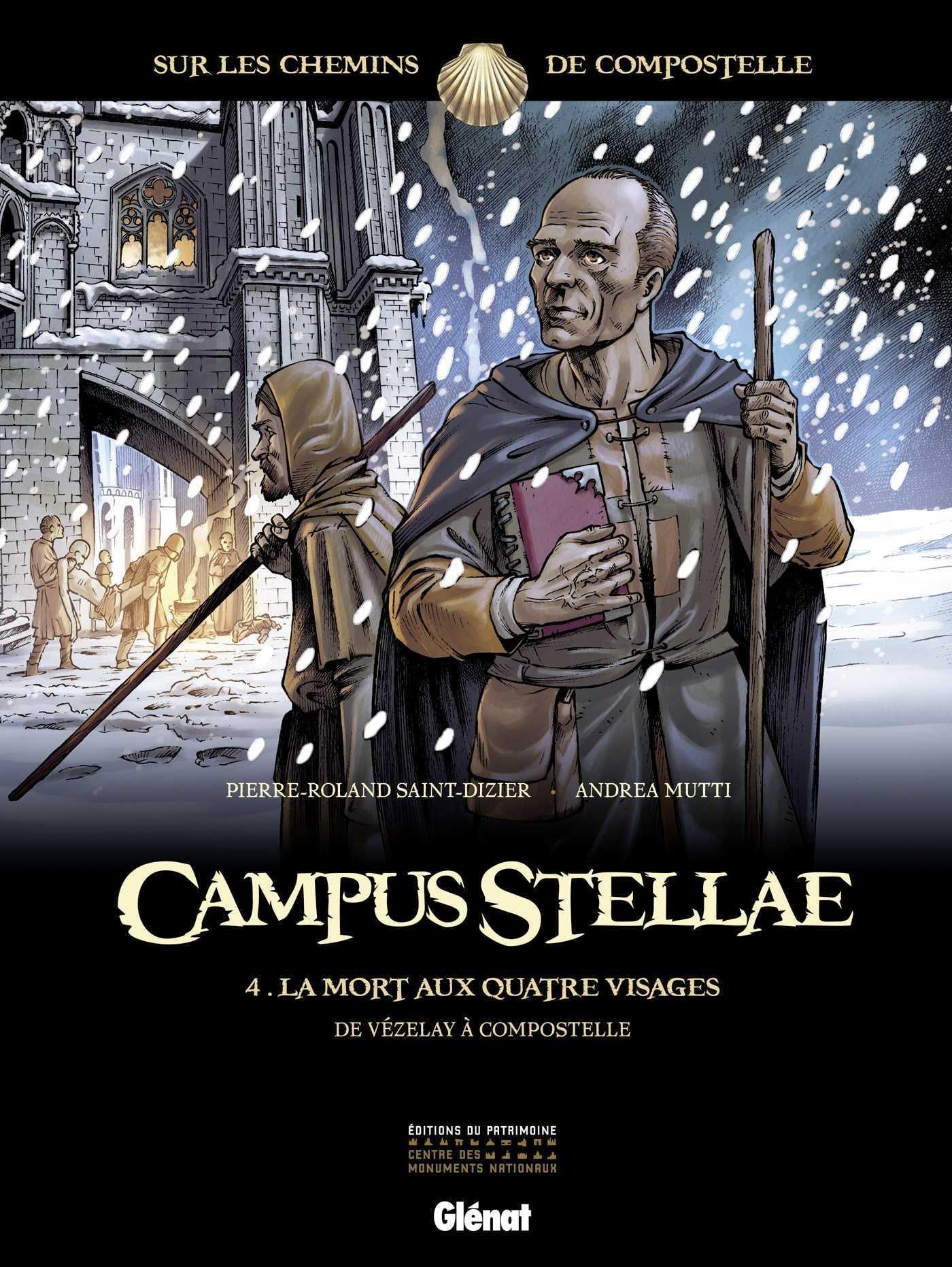 Campus Stellae T4, la mort aux quatre visages pour le dernier tome