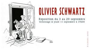 Expo Olivier Schwartz