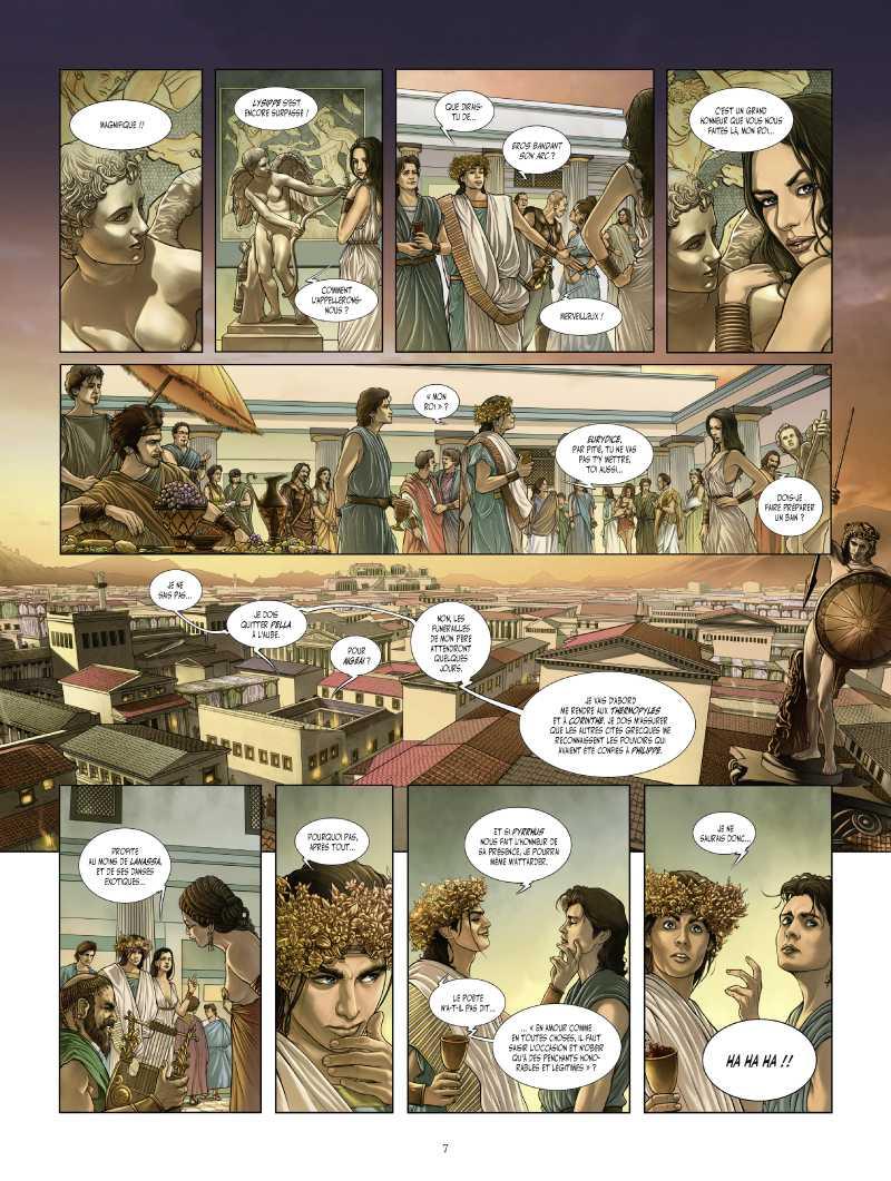 Alexandre, l'épopée d'un Grand empereur