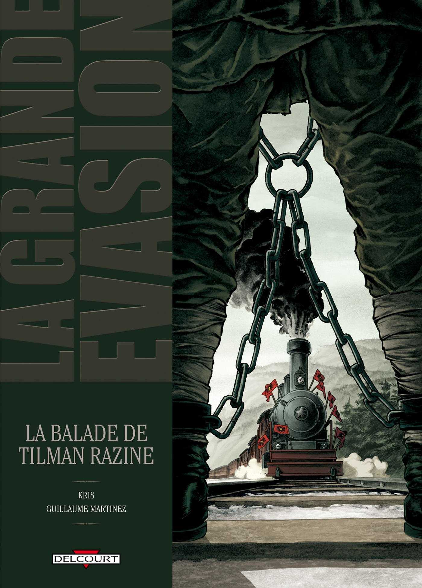 La Grande Évasion, la balade de Tilman Razine
