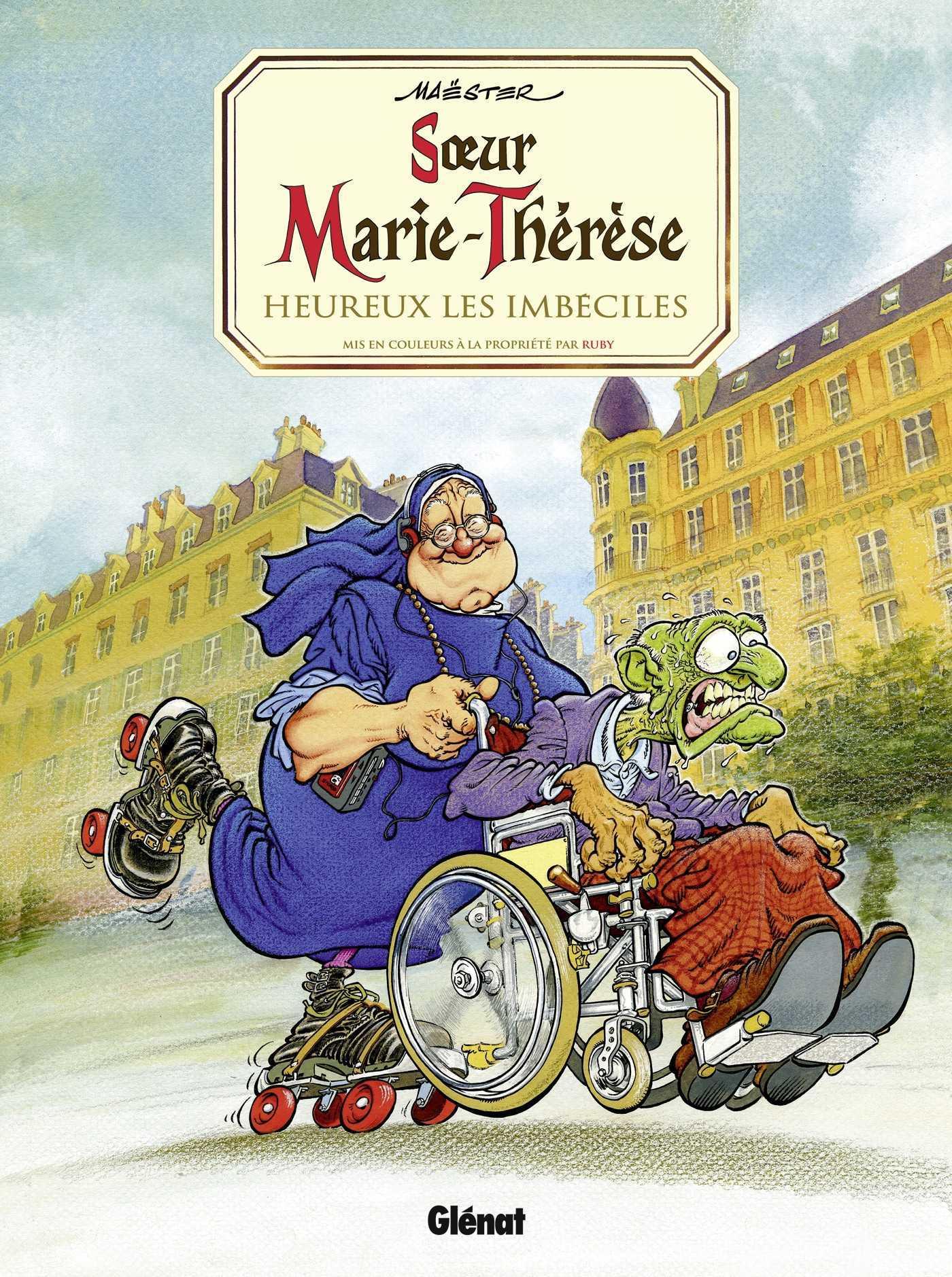 Sœur Marie-Thérèse T2, tout en couleur
