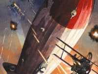 Zeppelin's War, Nolane à bord des dirigeables