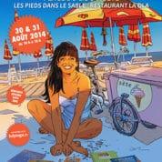 BD à la plage, rendez-vous à Sète les 30 et 31 août