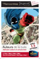 Auteurs de la Bulle à Odysseum Montpellier, c'est ce samedi 13 septembre