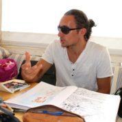 Des bulles sur le sable à BD Plage, c'est à Sète les 27 et 28 août avec Paul Salomone qui a signé l'affiche 2016