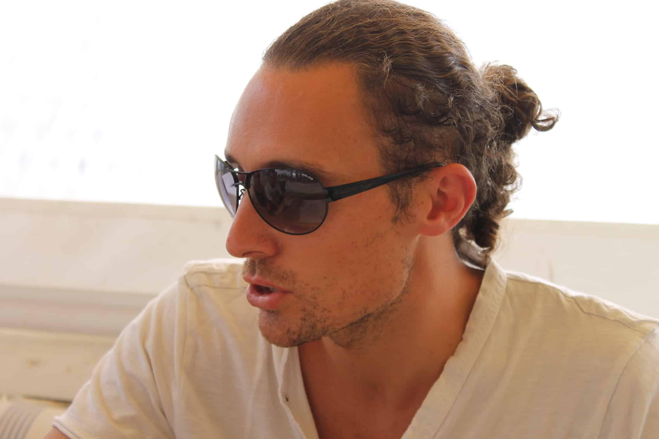Interview : Paul Salomone et l'Homme qui n'aimait pas les armes à feu