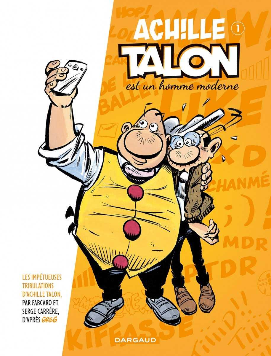 Achille Talon est de retour à BD Plage à Sète le 30 et le 31 août