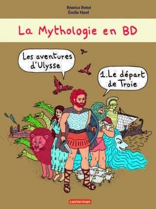 La Mythologie en BD, Ulysse prend le départ