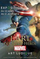 L'art des super-héros Marvel, l'exposition est prolongée jusqu'au dimanche 7 septembre inclus