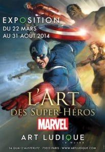 L'Art des super-héros