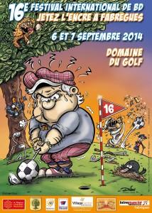Festival BD de Fabrègues 2014