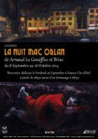 La Nuit Mac Orlan et Briac s'exposent à Brest jusqu'au 18 octobre