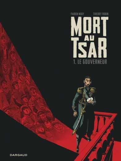 Prix Canal BD - Album : quatre titres nominés dont Mort au Tsar