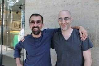 Fabien Nury et Merwan Chabane