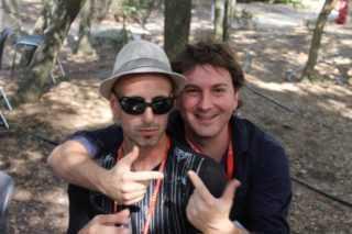 Dadou et Nicolas Otéro