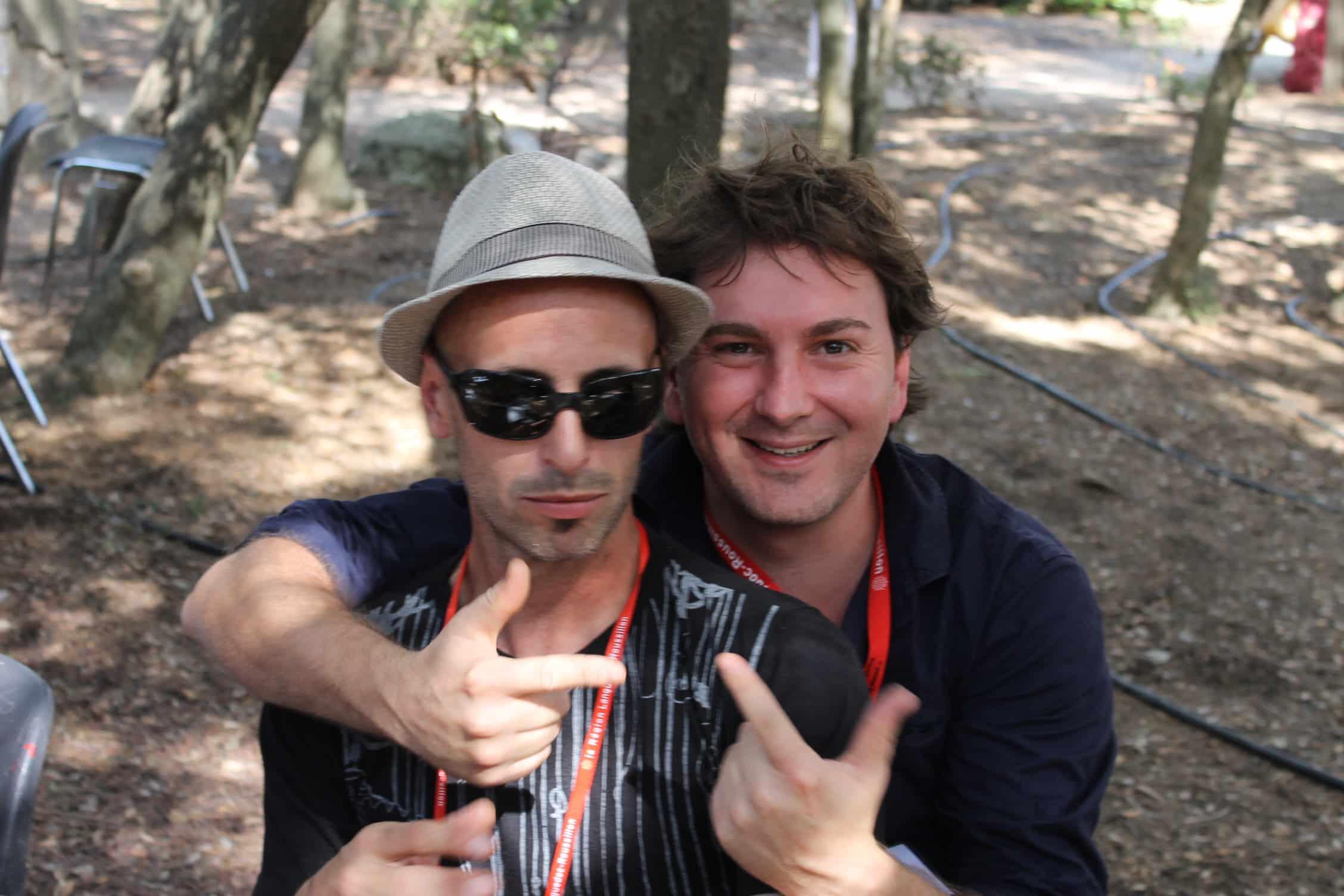 Une quarantaine d'auteurs au Golf pour le festival BD de Fabrègues