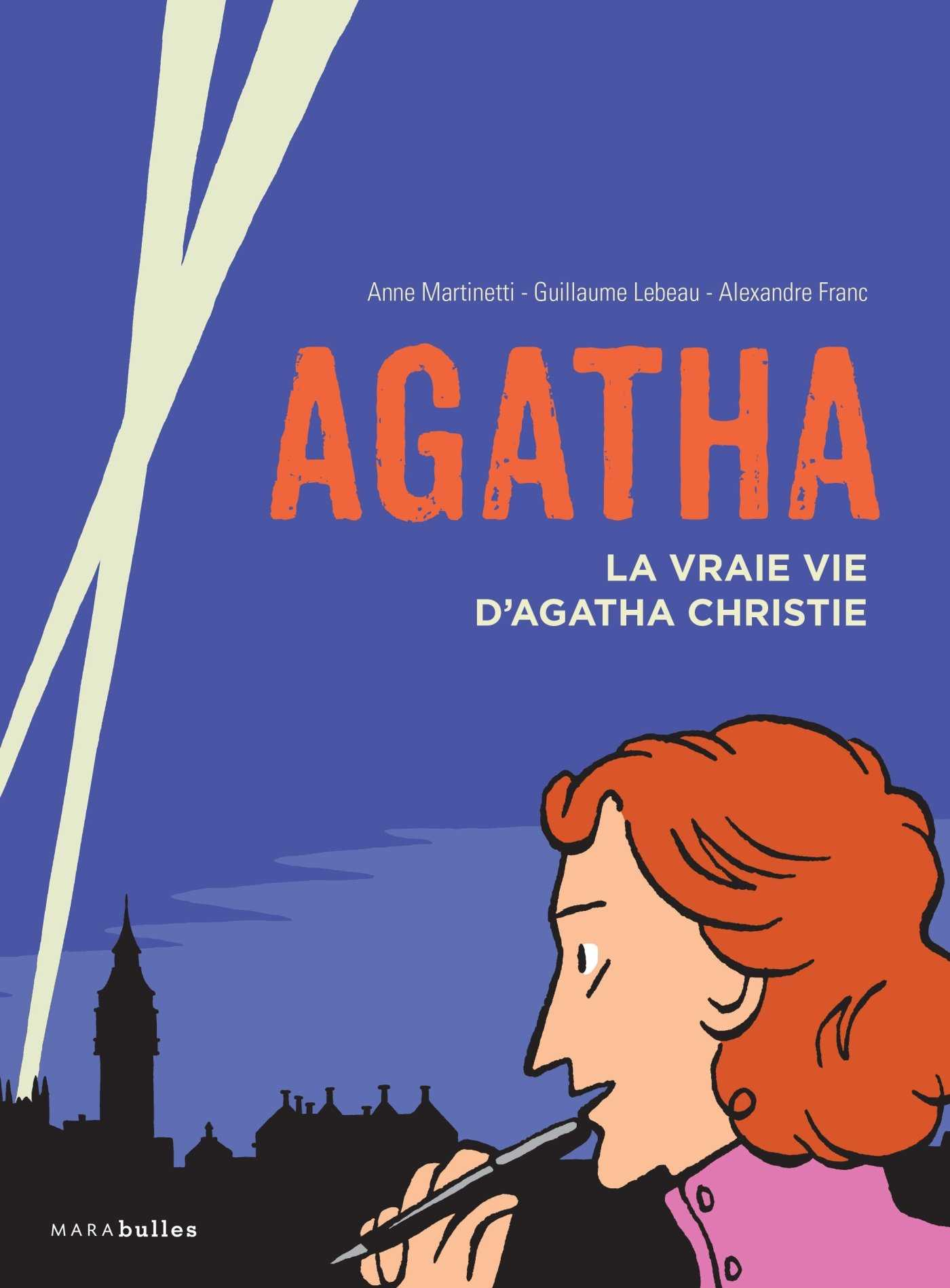 """Agatha, à la rencontre de la """"duchesse de la mort"""""""