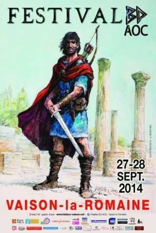 Festival BD de Vaison-la-Romaine 2014