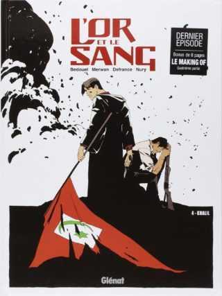 Rencontre : L'Or et le sang, le retour du Prince du Rif avec Fabien Nury et Merwan (1)