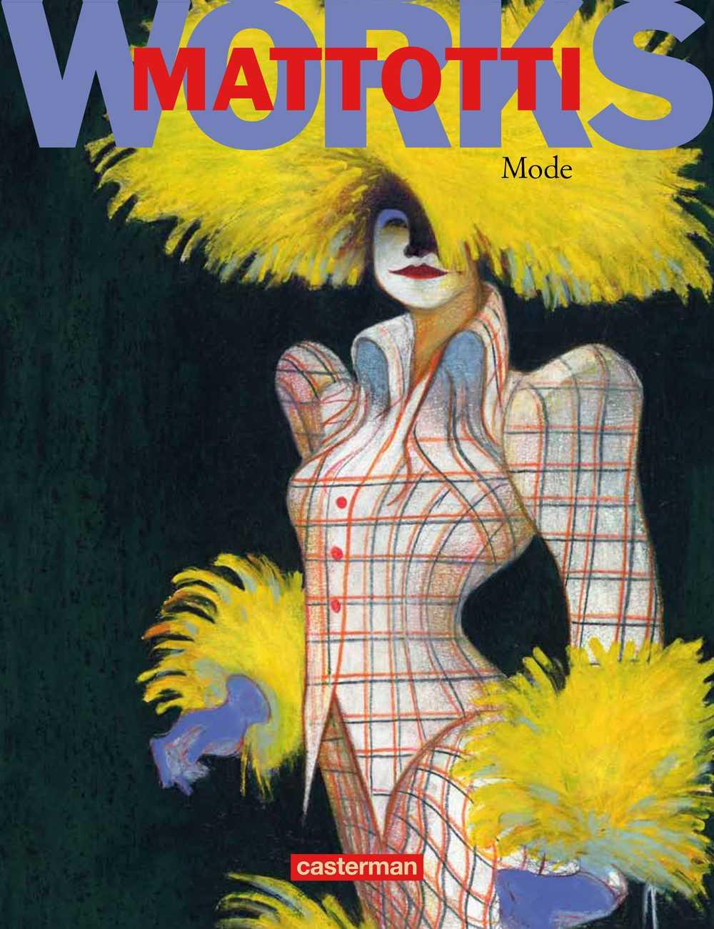 Works, femmes de mode selon Lorenzo Mattotti