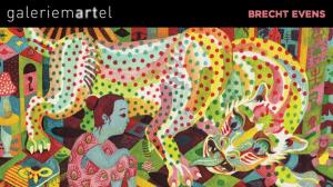 Exposition Panthère Brecht Evens