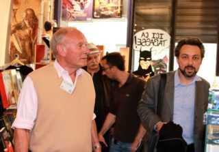 Jean Van Hamme et Xavier Dorison