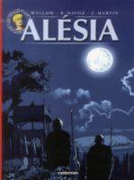 Alésia, Vercingétorix et César face à face