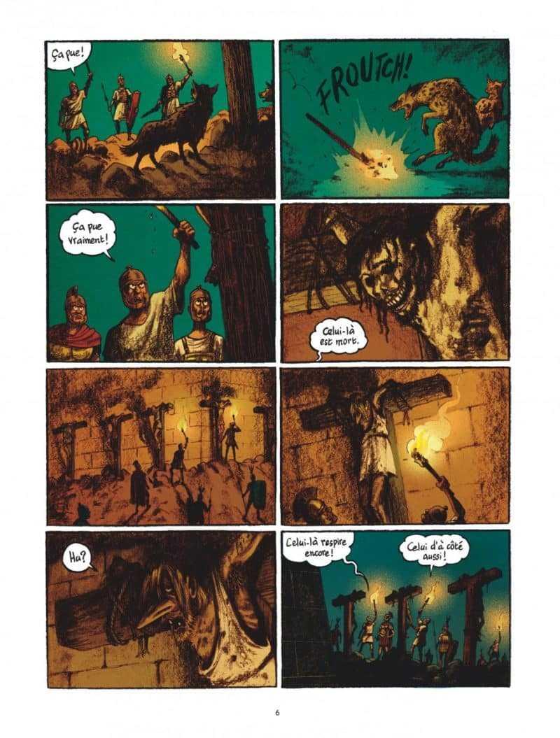 La Nuit de Baal-Moloch