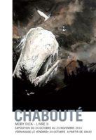 Chabouté expose en avant-première la suite de Moby Dick à Bruxelles