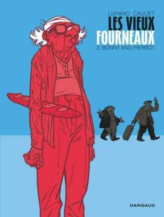 Angoulême, le prix du public 2015 aux Vieux Fourneaux