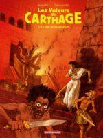 Les Voleurs de Carthage T2, une fresque de haute volée