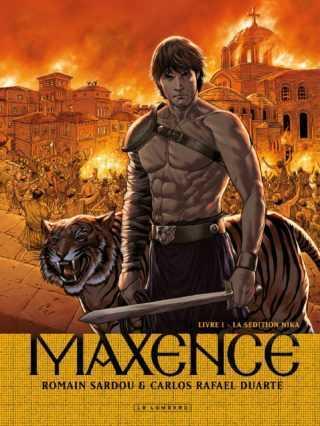 Maxence, un polar antique signé Romain Sardou
