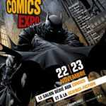 Paris Comics Expo 2014 à Paris les 22 et 23 novembre