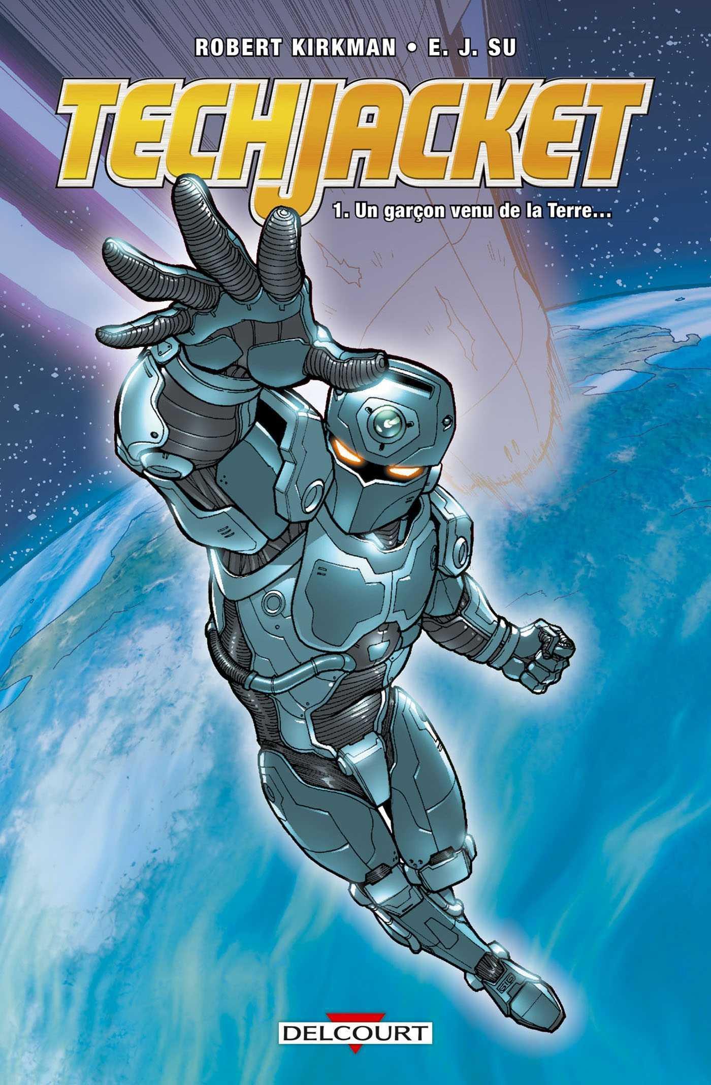 Techjacket, une armure aux super-pouvoirs