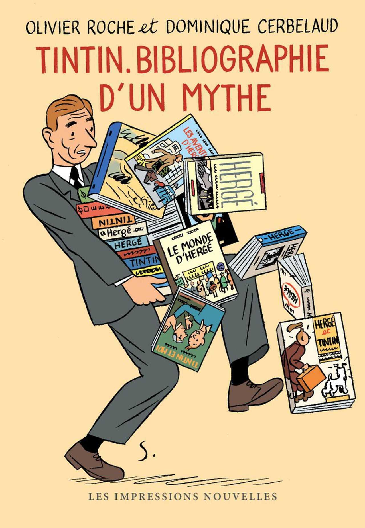 Tintin, bibliographie d'un mythe éternel