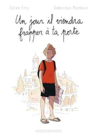 Un jour il viendra frapper à ta porte, Frey et Mermoux en dédicace chez Azimuts à Montpellier le 11 octobre