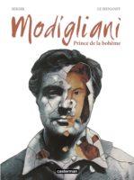 Modigliani, Seksik et Le Henanff racontent le prince de la bohème