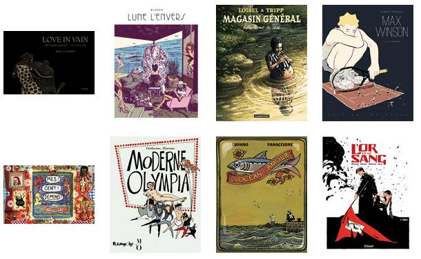 Angoulême sélection 2015