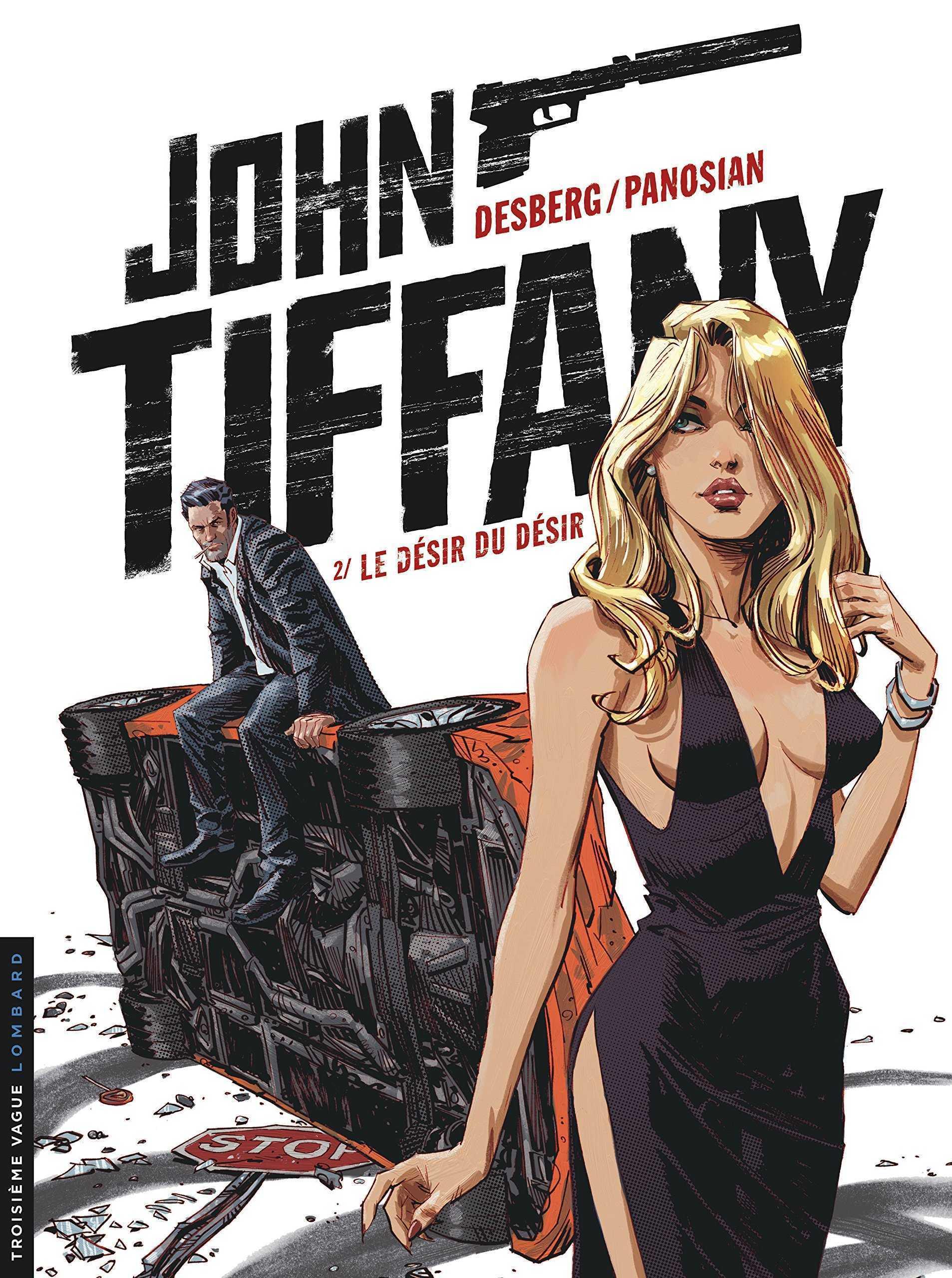 John Tiffany T2, un privé à l'amour tendre