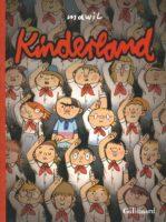 Kinderland, une enfance à l'ombre du Mur de Berlin