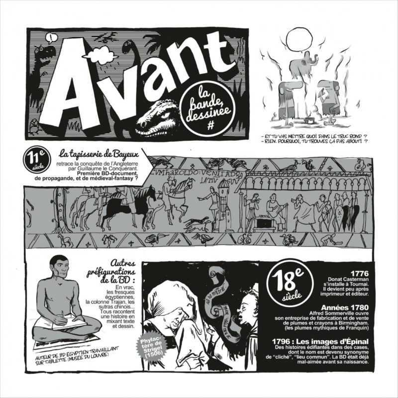 Le Petit Livre de la bande dessinée
