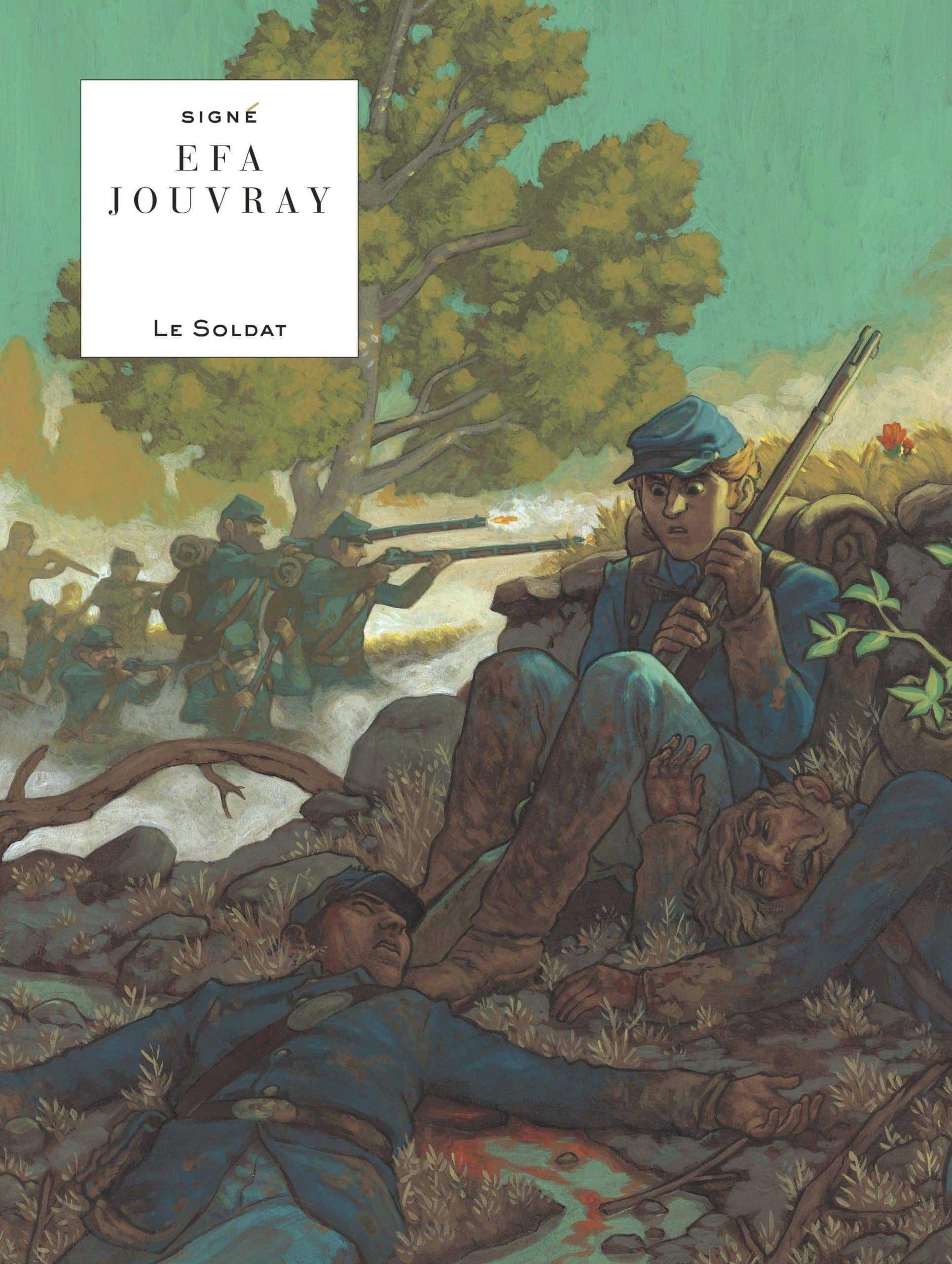 Le Soldat, plaidoyer contre la guerre