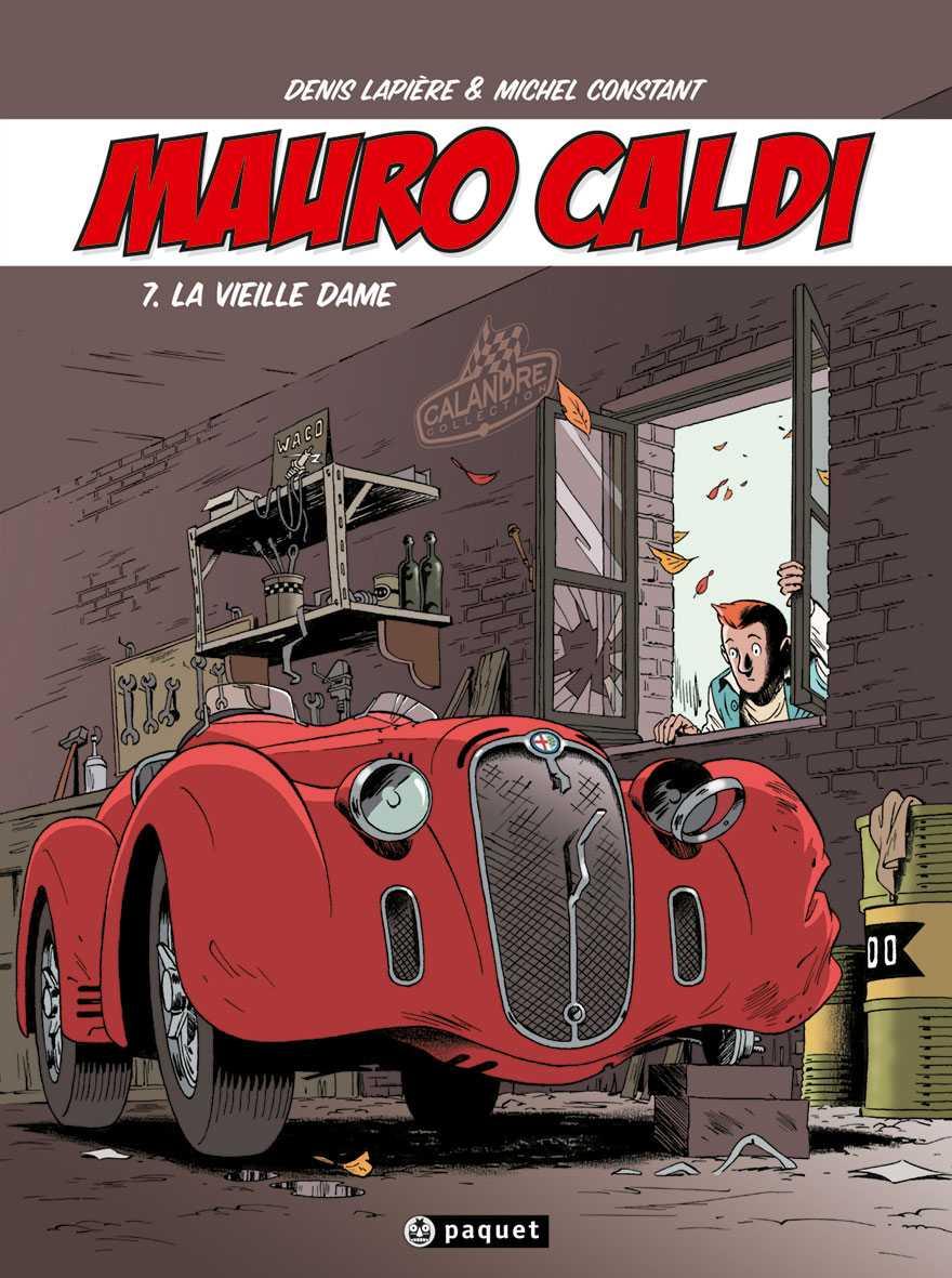 Mauro Caldi T7, une vieille dame très mystérieuse