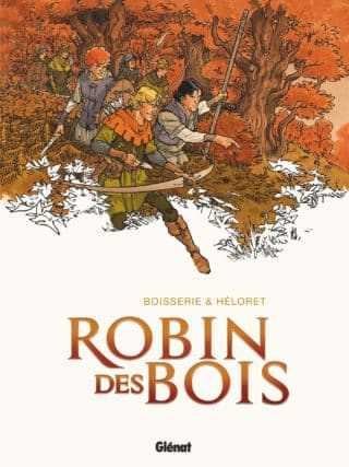 Robin des Bois, Boisserie complète agréablement le mythe de Robin de Loxley