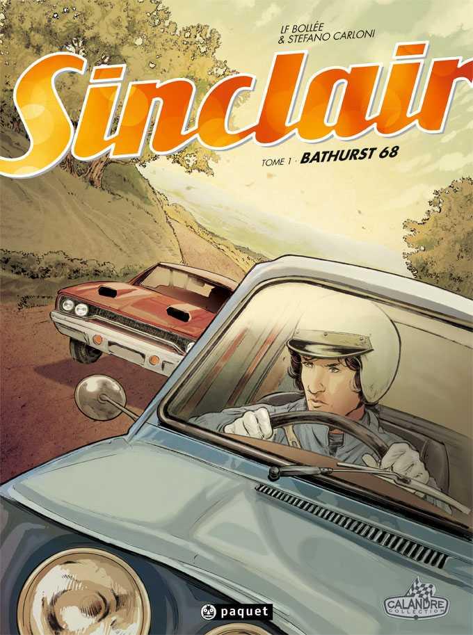 Sinclair, les débuts d'un nouveau roi du volant
